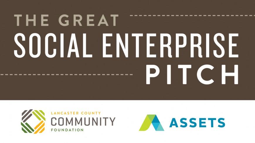 Great Social Enterprise Pitch