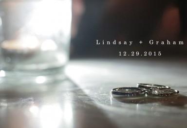 Lindsay + Graham